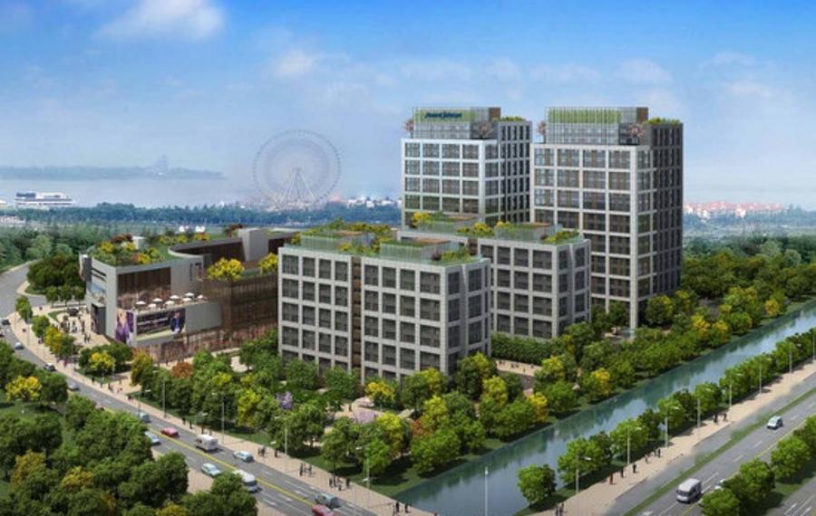 苏州晋合豪生行政公寓