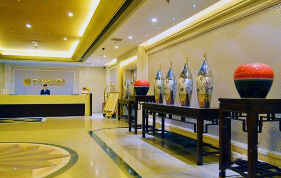武汉亚贸恒升大酒店