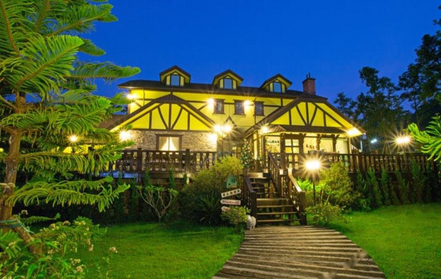南投日月潭弗莱堡庄园(Freiburg Manor Hostel)