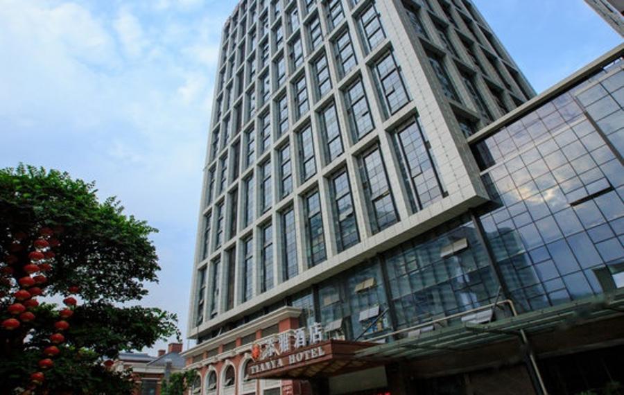 武汉添雅1911酒店