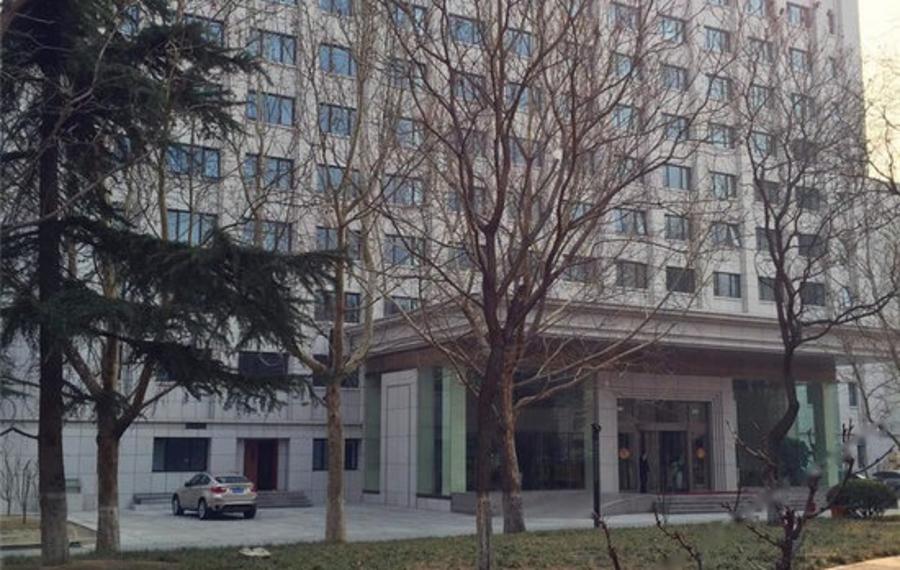 北京萃园大厦(中央社会主义学院服务中心)