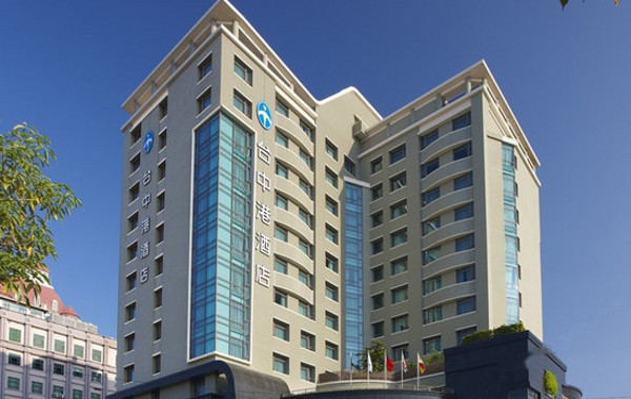 台中港酒店(Taichung Harbor Hotel)