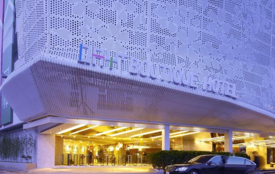 承亿文旅(嘉义商旅)(Hotelday Chiayi)