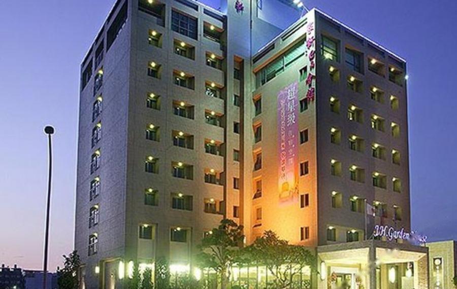 台南家新大饭店(Jia Hsin Garden House)