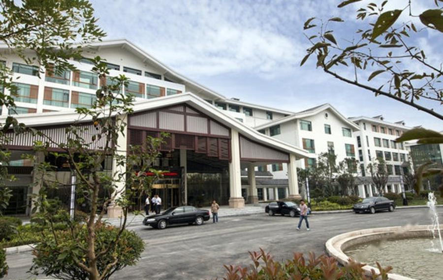 惠民孙武温泉国际大酒店