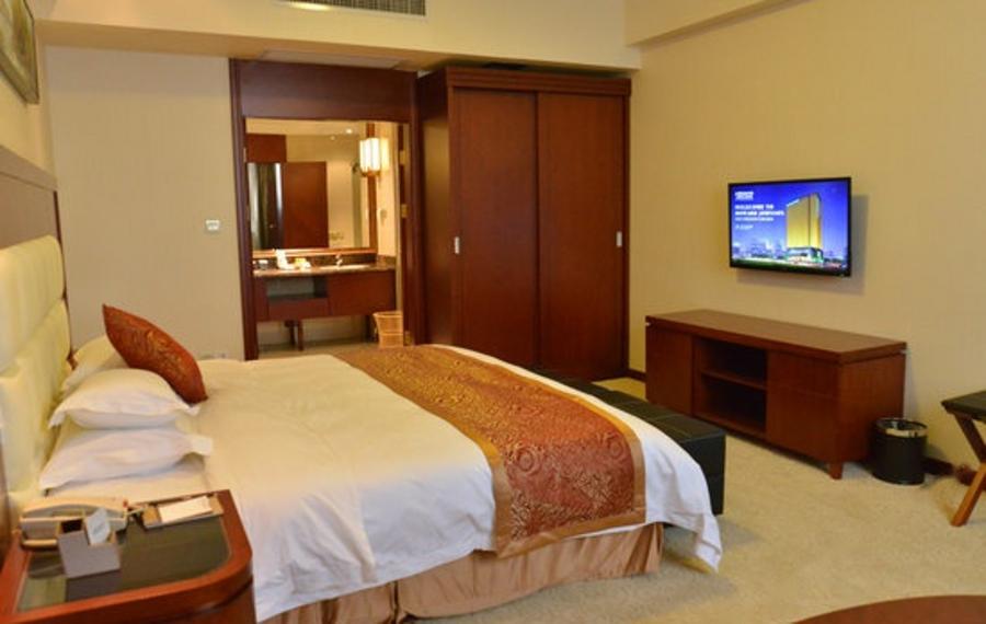 武汉沌口豪生国际酒店