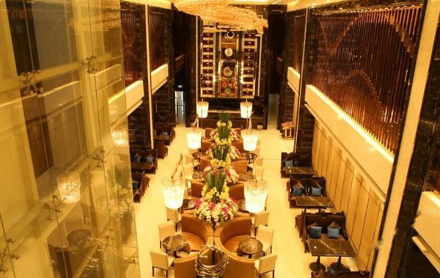 武汉沿江一号迎宾馆