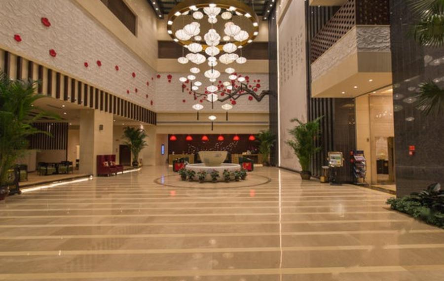 绥阳唯中粤海大酒店