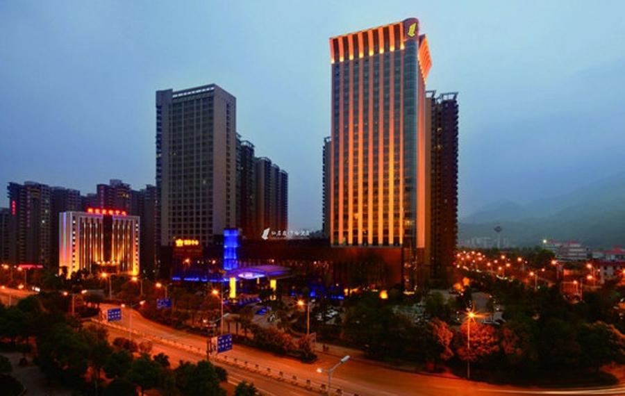 郴州仙居岭·京伦酒店