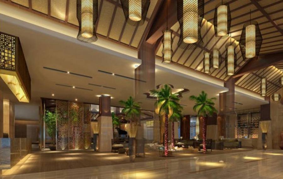 龙海多棱温泉酒店