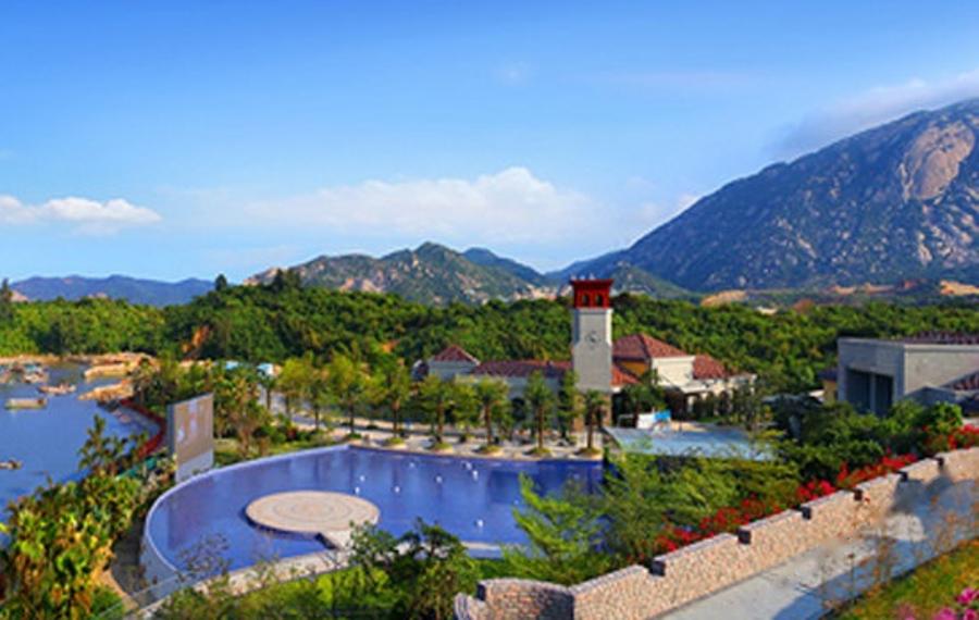 龙海原石滩酒店