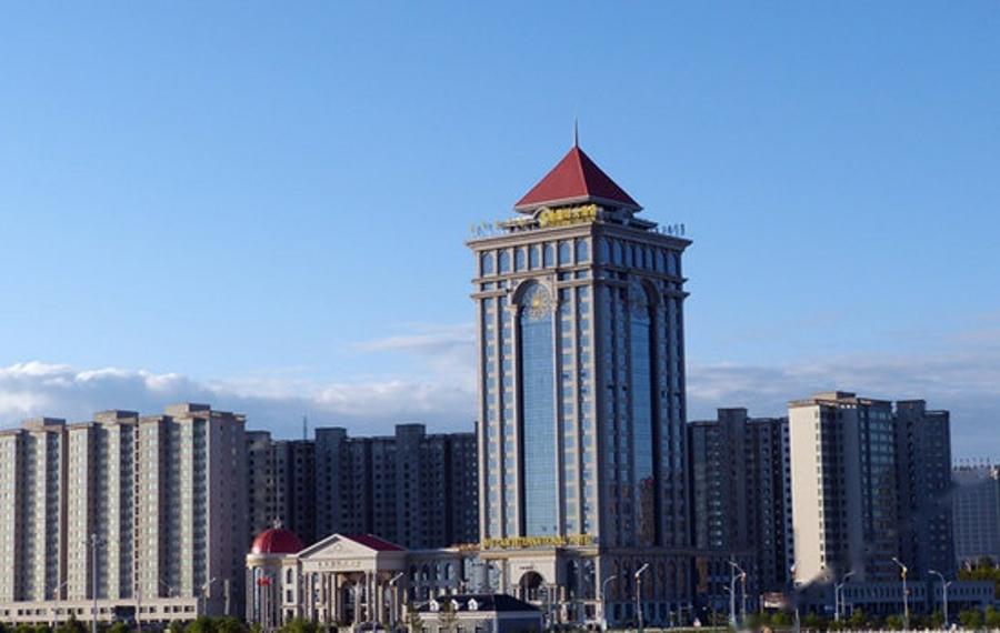 伊金霍洛旗乌兰国际大酒店