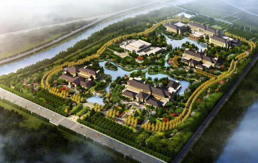 临沂蓝海国际饭店(园林度假酒店)