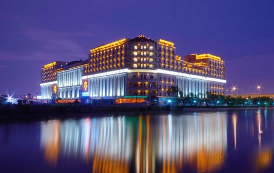 金巴兰国际酒店(上海虹桥枢纽国家会展中心店)