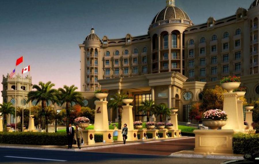 如皋格拉菲特·永林国际大酒店