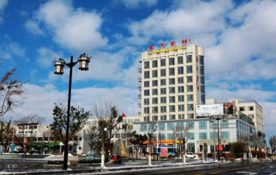 惠民国际温泉大酒店