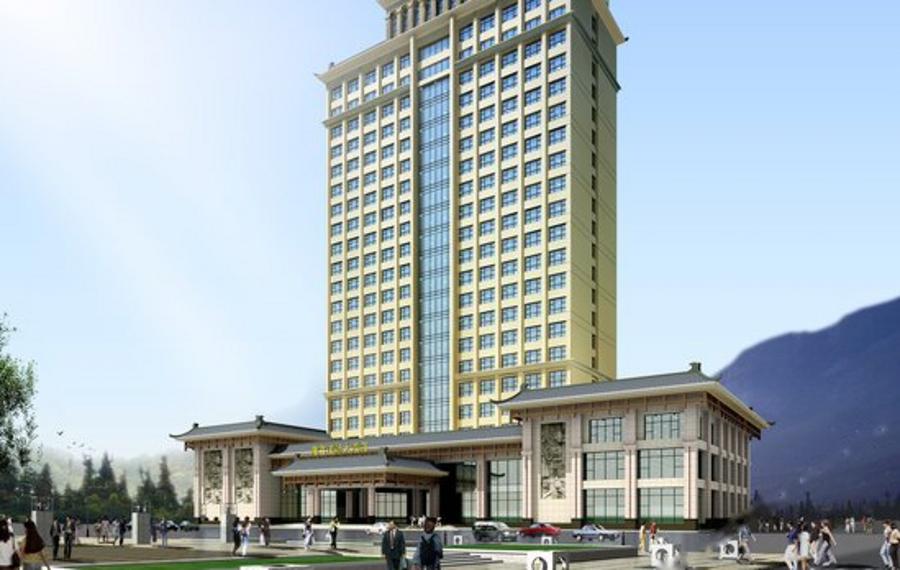 乾县唐宫国际大酒店