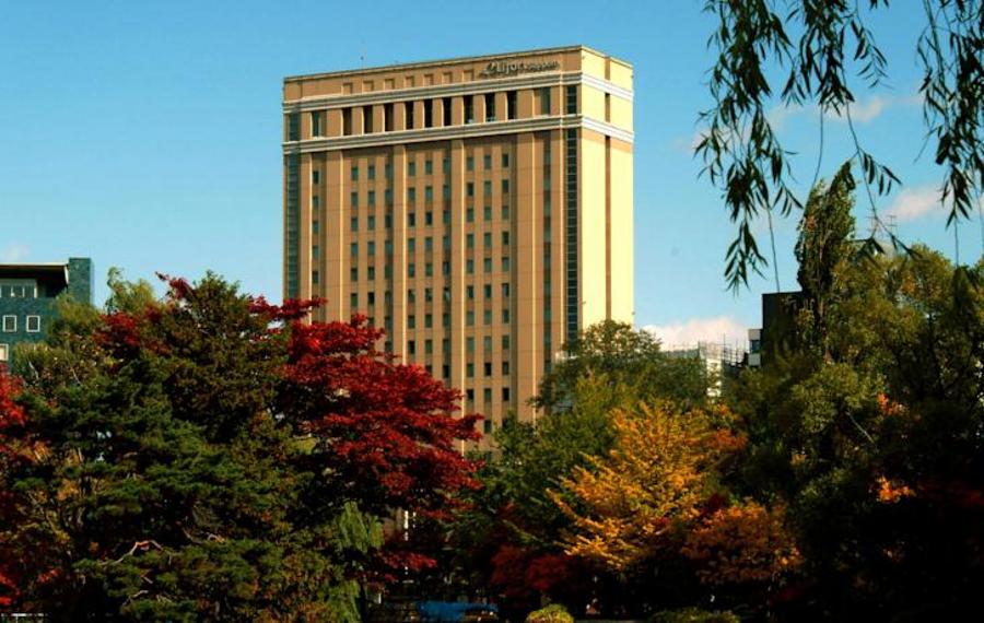 莱福特札幌酒店