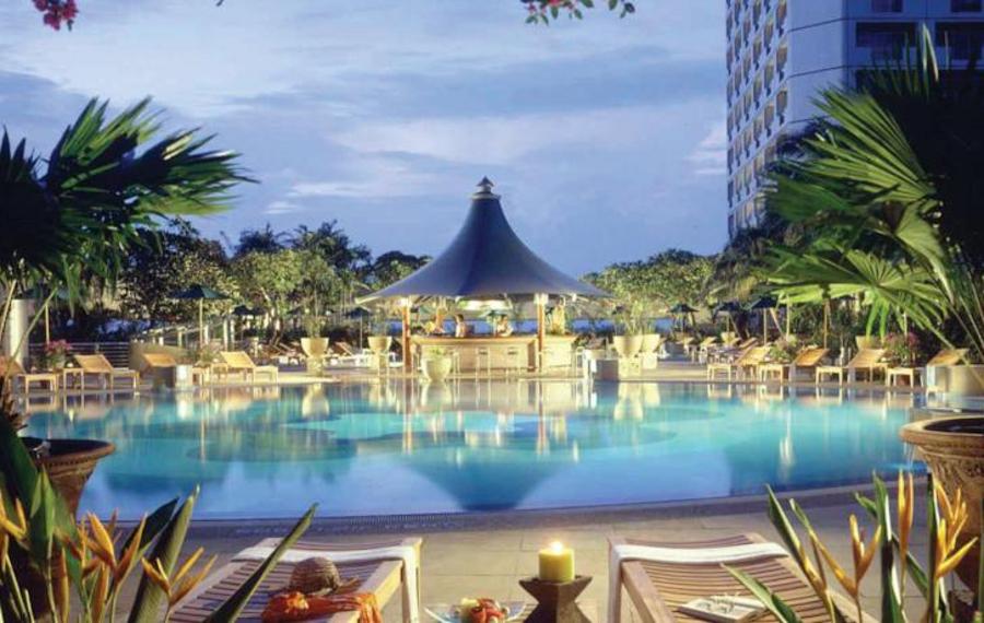 新加坡费尔蒙酒店