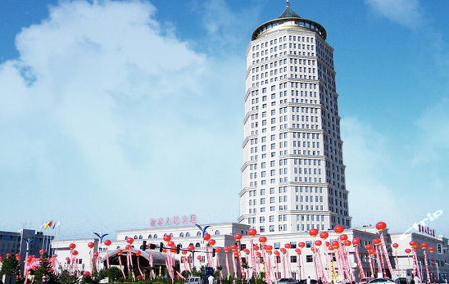 榆林人民大厦