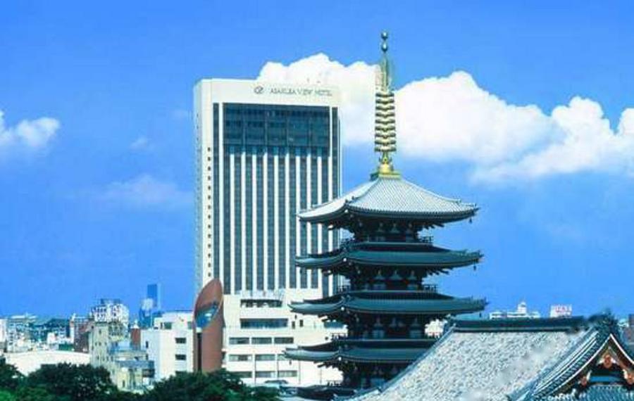 东京浅草豪景大饭店