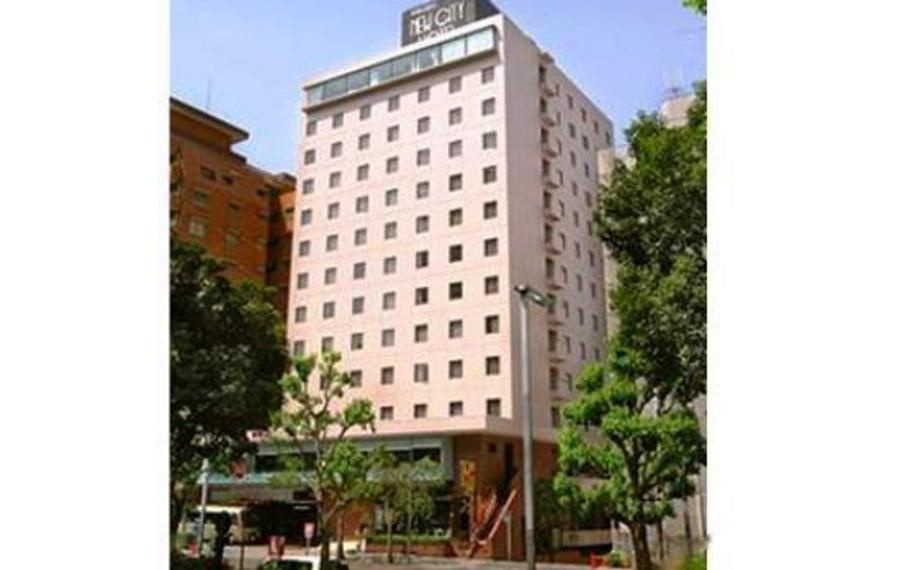 东京新宿新城市酒店
