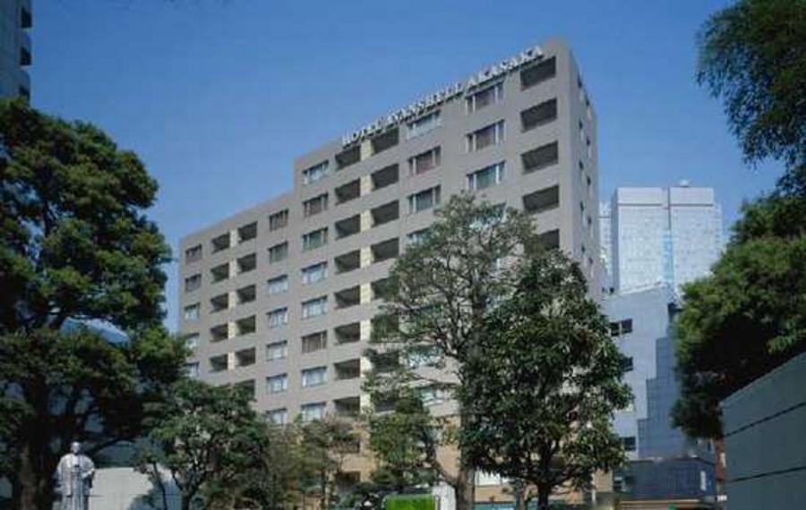 东京赤坂Avanshell酒店