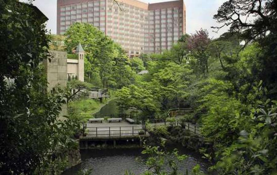 Tokyo Chinzanso Hotel (东京椿山荘酒店)