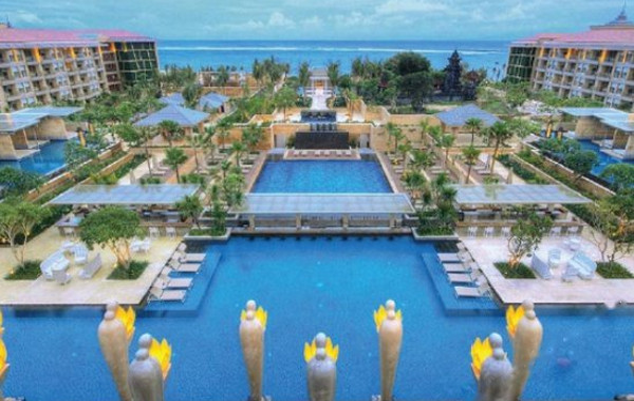 Mulia Resort Nusa Dua Bali (巴厘岛穆丽雅度假村)