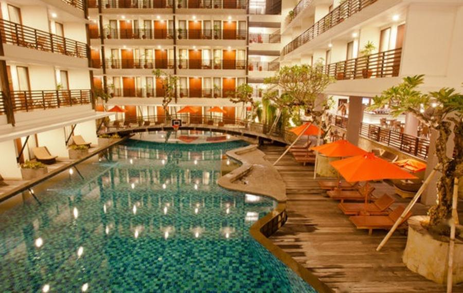 Sun Island Hotel Kuta Bali (巴厘岛库塔太阳岛酒店)
