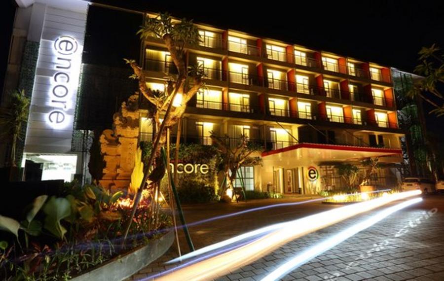 巴厘岛华美达安可酒店