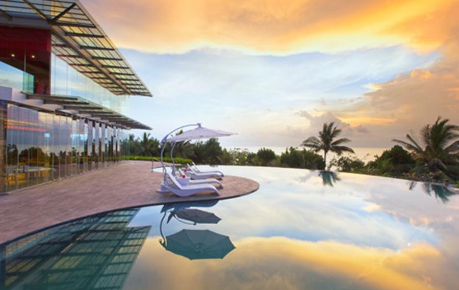 Sheraton Bali Kuta Resort (巴厘岛库塔喜来登度假酒店)