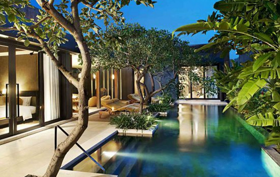 巴厘岛水明漾W酒店 W Bali Seminyak