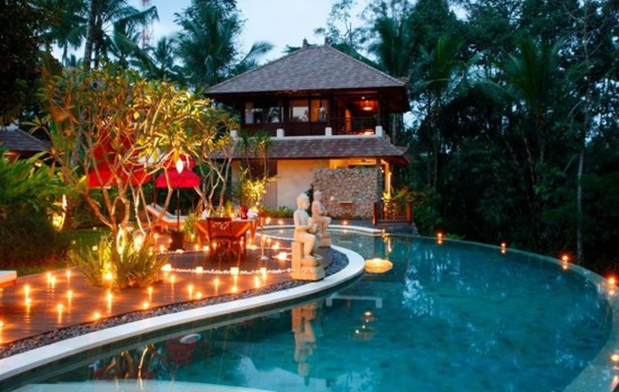 巴厘岛贝因萨特瓦休闲别墅酒店