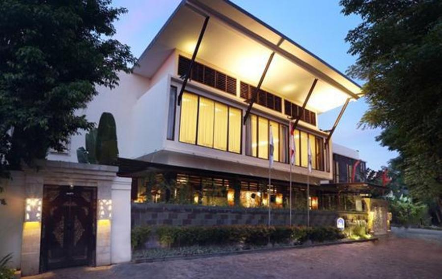 Best Western Kuta Villa Bali(巴厘岛最佳西方库塔别墅)