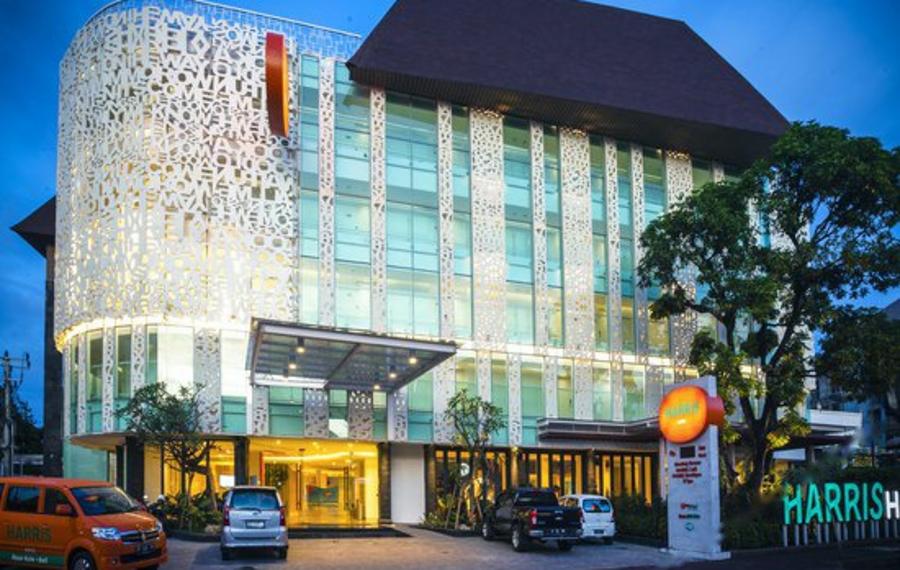 巴厘岛库塔哈里斯拉亚酒店