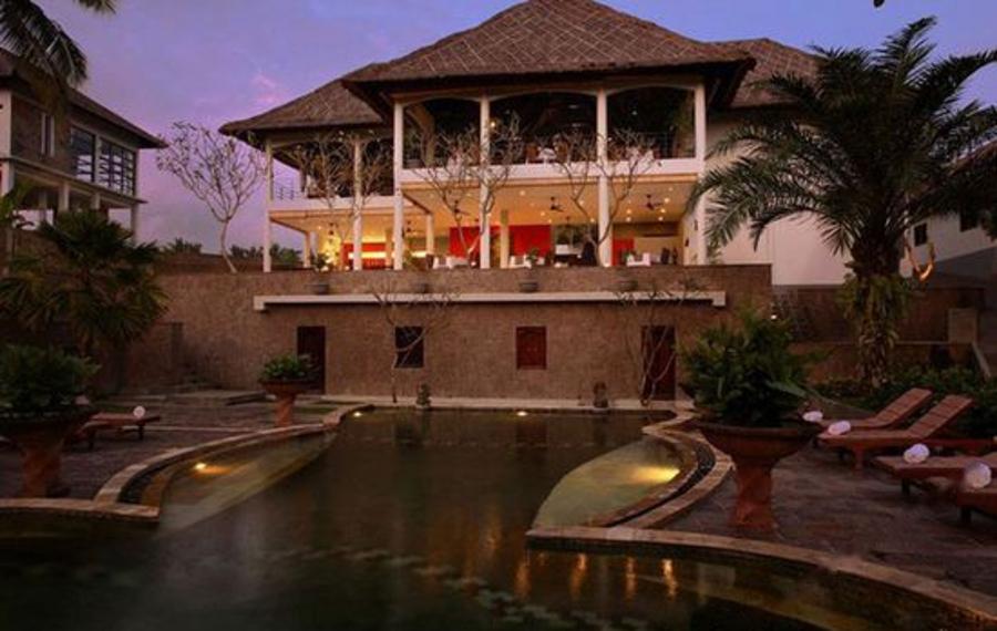 Furama Villas & Spa Ubud Bali (巴厘岛富丽华SPA别墅)