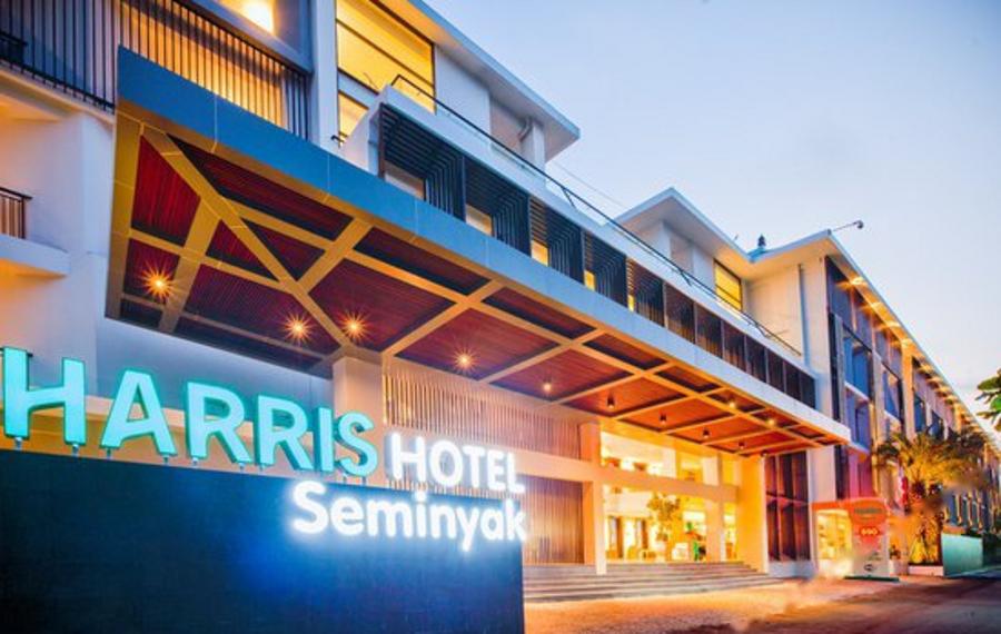 巴厘岛水明漾克哈里斯酒店