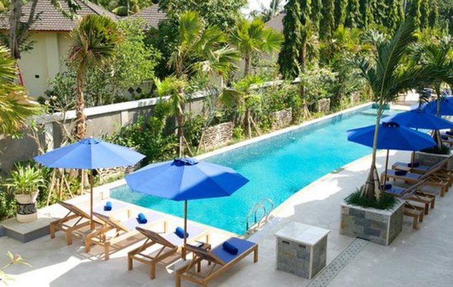 巴厘海滨公寓酒店