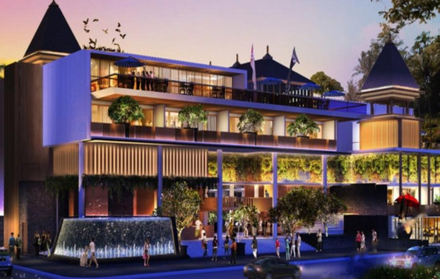 巴厘岛瑞士贝尔图班酒店