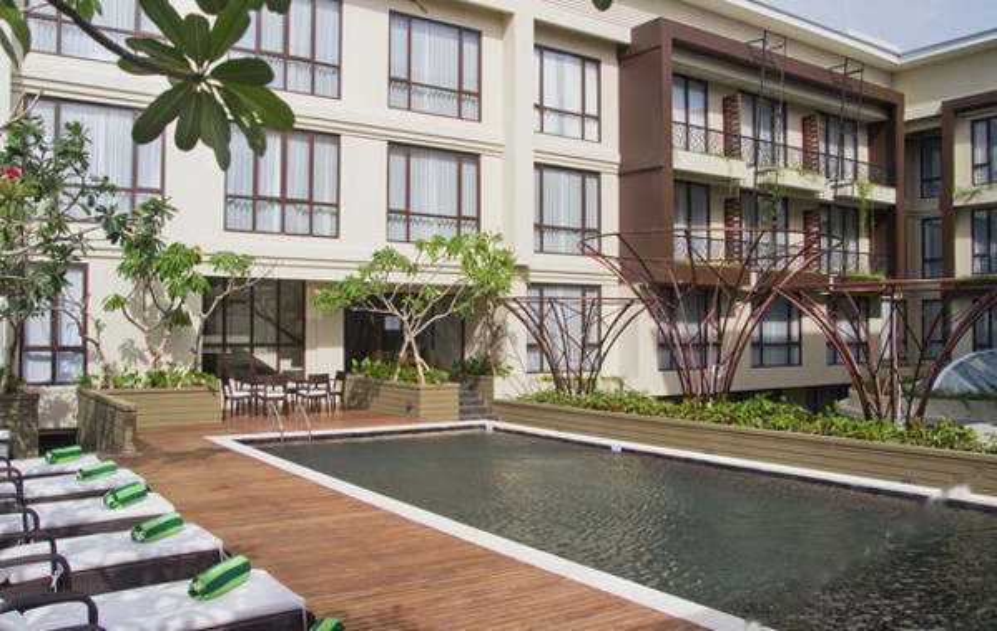 Swiss-Belhotel Rainforest Bali (巴厘岛雨林瑞士贝尔酒店)