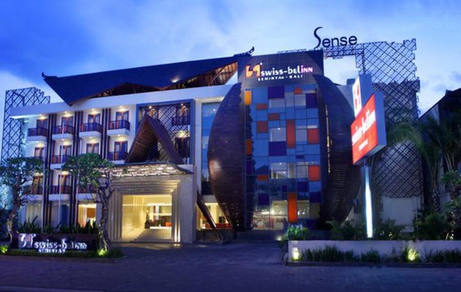 Swiss-Belinn Seminyak Bali(巴厘岛水明漾瑞士贝林酒店)