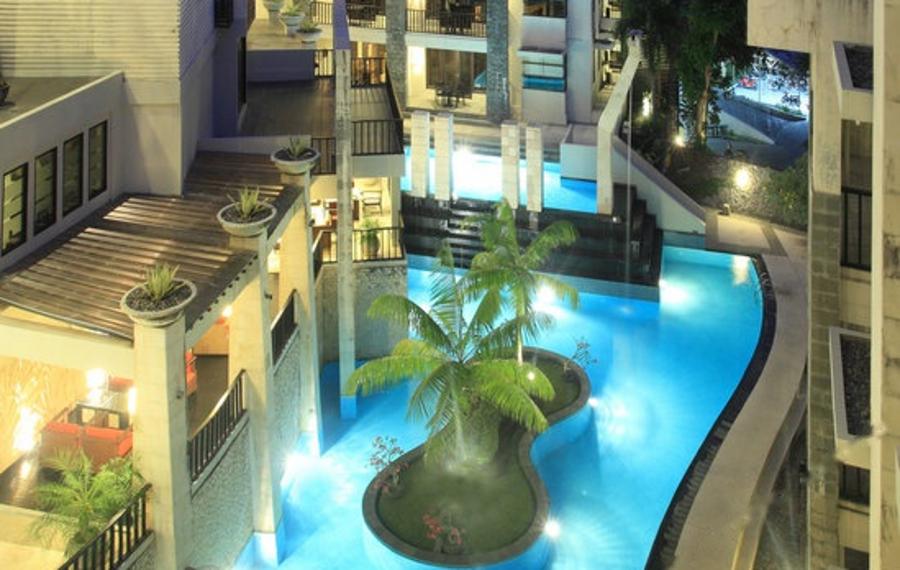 The Bali Bay View (巴厘岛湾景酒店)