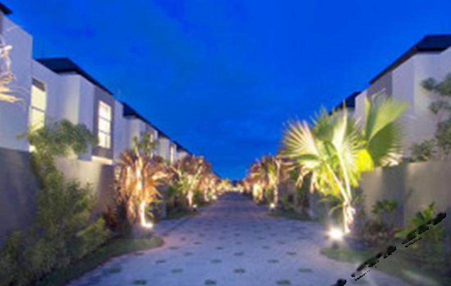 巴厘岛水明漾阿帕拉别墅酒店