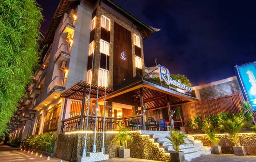 巴厘岛拉达纳酒店