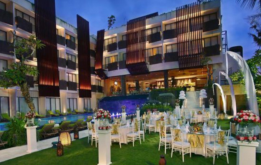 Vasanti Seminyak Resort Bali (巴厘岛水明漾范迪度假酒店)