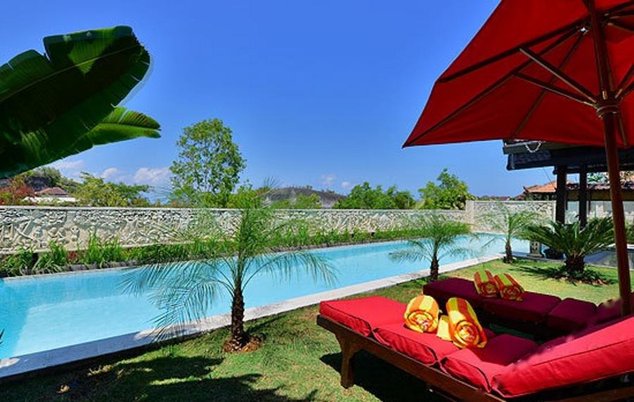 巴厘岛普里班德萨别墅酒店