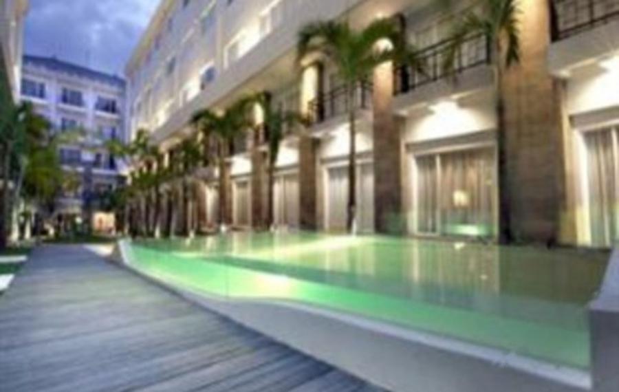 巴厘岛B水疗酒店