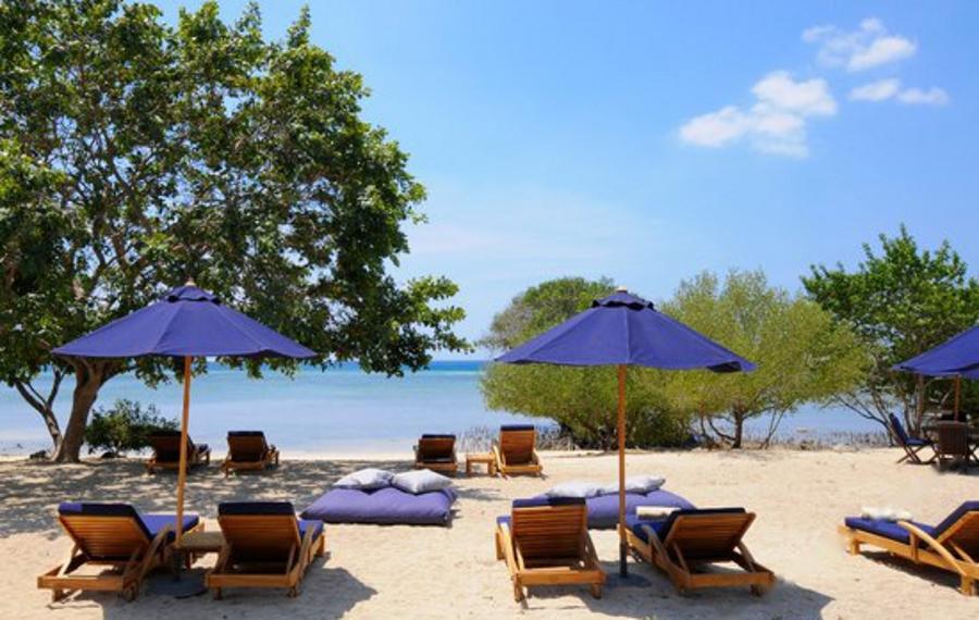 巴厘岛曼加冈酒店