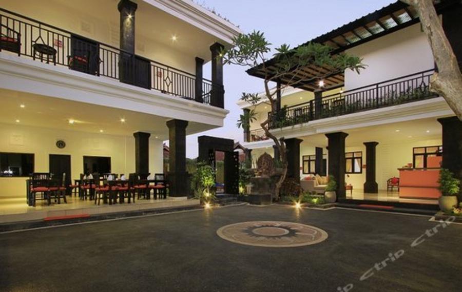 巴厘岛库布安雅酒店